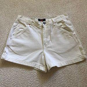 Dungarees Denim Shorts Size 8